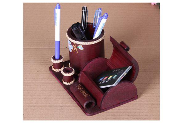 dụng cụ cắm bút văn phòng giá rẻ