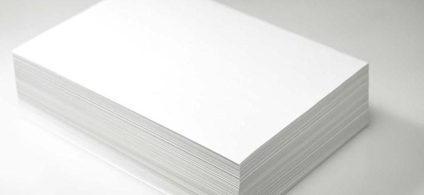 Độ trắng của giấy a4 giá rẻ