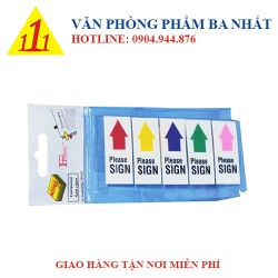 GIẤY NOTE PLEASE SIGN