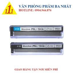 Ruột chì Monami 0.7mm