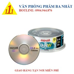 Đĩa CD Maxcell
