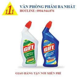 Nước tẩy rửa toilet Gift