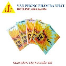 Bìa Thái Sunflower A4