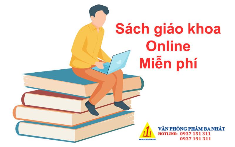tải sách giáo khoa, SGK online miễn phí